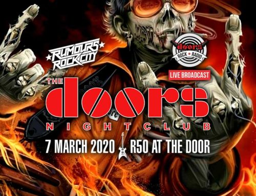 7 March | Rumours Rock City
